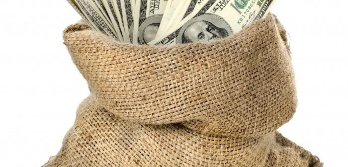 Изображение - Передаются ли долги по кредитам по наследству firestock_bag_money_19082013-700x336