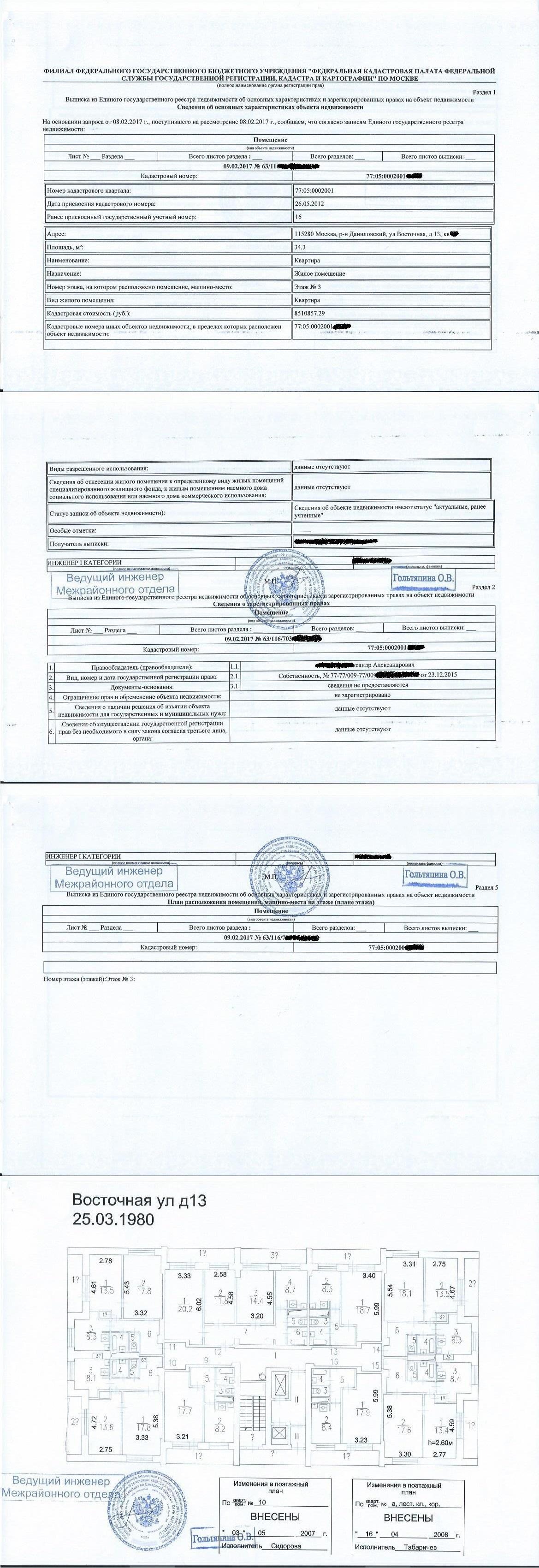 Как выглядит выписка из ЕГРЮЛ – фото и образец документа